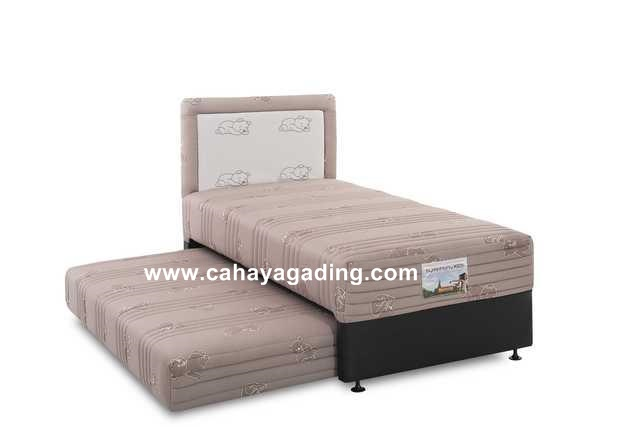 two in one furniture. Home Furniture Spring Bed Springbed Type Two In One Symphony Kids HB Porto 140x200 O